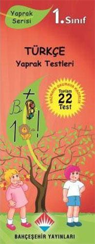 1.Sınıf Türkçe Yaprak Testleri