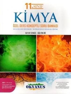 11. Sınıf Kimya Özel Ders Konseptli Soru Bankası