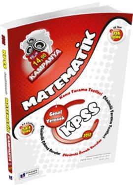 2012 KPSS Genel Yetenek  Matematik