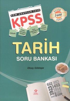 2012 KPSS Tarih Soru Bankası