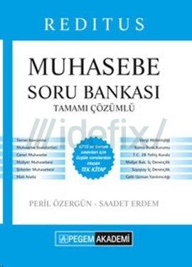 2014 KPSS A Grubu Reditus Muhasebe Tamamı Çözümlü Soru Bankası