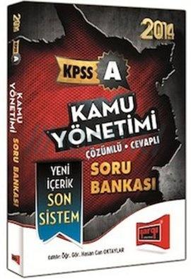 2014 KPSS A Kamu Yönetimi Çözümlü Cevaplı Soru Bankası