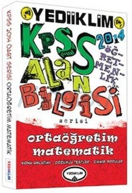 2014 KPSS Alan Bilgisi