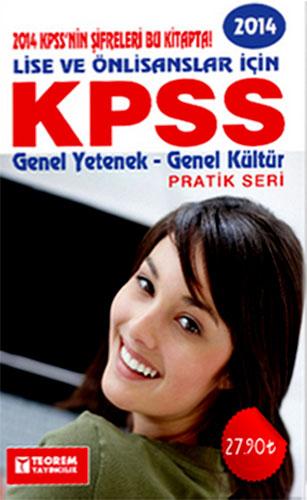 2014 KPSS Lise ve Önlisanslar İçin Genel YetenekGenel Kültür Pratik Seri (2014 KPSS'nin Şifreleri Bu Kitapta!)