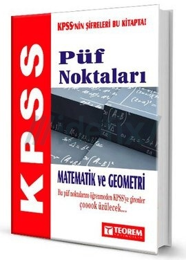 2014 KPSS Matematik ve Geometri Püf Noktaları