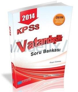 2014 KPSS Vatandaşlık Soru Bankası