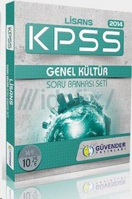 2014 Lisans KPSS Genel Kültür Soru Bankası Seti