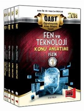2014 ÖABT Fen ve Teknoloji Konu Anlatımı Fizik (5 Kitap Takım)