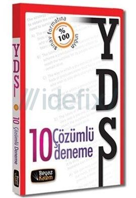 2014 YDS 10 Çözümlü Deneme