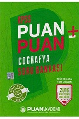 2016 Kpss Puan Puan Coğrafya Soru Bankası