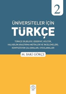 Üniversiteler için Türkçe 2