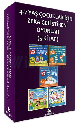 4-7 Yaş Çocuklar İçin IQ  Zeka Geliştiren Oyunlar