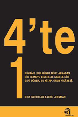 4'te 1