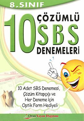 8. Sınıf 10 Çözümlü SBS Denemeleri