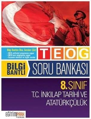 8. Sınıf T.C İnkılap Tarihi ve Atatürkçülük Bilgi Bantlı Soru Bankası