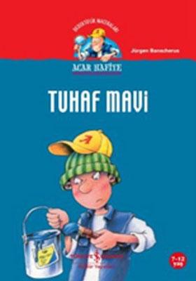 Acar Hafiye - Tuhaf Mavi