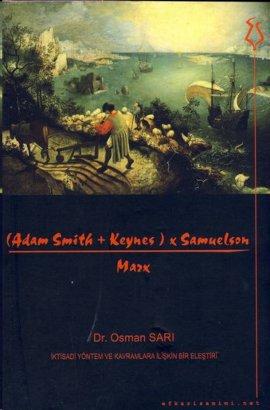 (Adam Smith + Keynes) x Samuelson / Marx