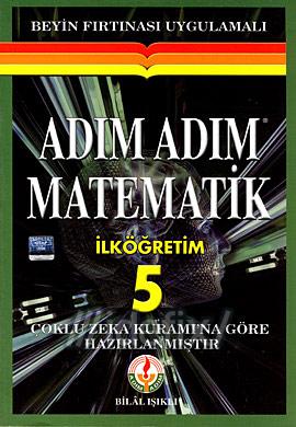 Adım Adım Matematik İlköğretim 5