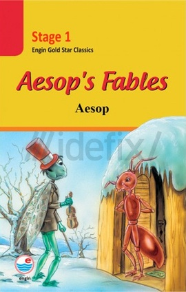 Aesop's Fables  (Stage 1 ) CD'li