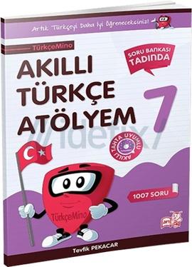 Akıllı Türkçe Atölyem 7. Sınıf