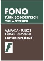 Almanca-Türkçe Türkçe-Almanca Okunuşlu Minik Sözlük