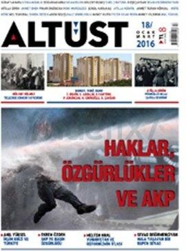 Altüst Dergisi Sayı: 18