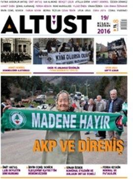 Altüst Dergisi Sayı: 19