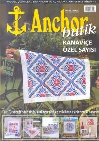 Anchor Butik Dergisi Sayı: 20 Kanaviçe Özel Sayısı