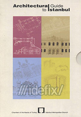 Architectural Guide to İstanbul (5 Cilt)