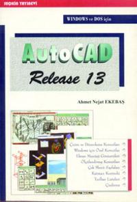 AutoCAD 13 (Windows & Dos için)