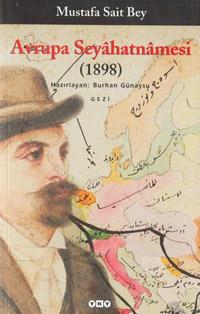 Avrupa Seyahatnamesi 1898