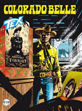 Aylık Tex Sayı: 138 Colorado Belle
