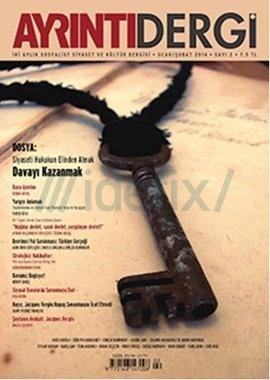 Ayrıntı Dergi Sayı: 2