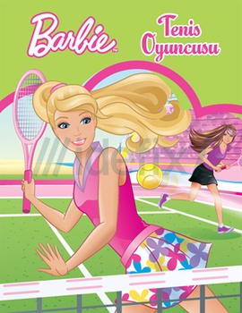 Barbie Tenis Oyuncusu