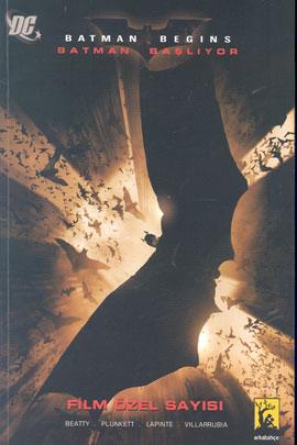 Batman  Başlıyor Film Özel Sayısı