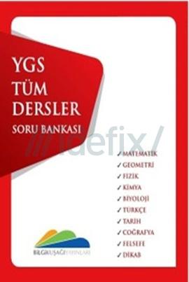 Bilgi Kuşağı YGS Tüm Dersler Soru Bankası