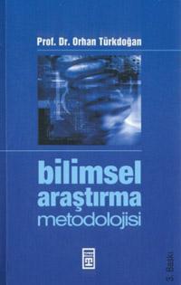 Bilimsel Araştırma Metodolojisi