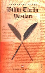 Bilim Tarihi Yazıları 1 Ciltli