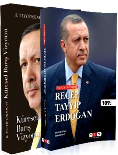 Bir Liderin Doğuşu - Küresel Barış Vizyonu (2 Kitap)