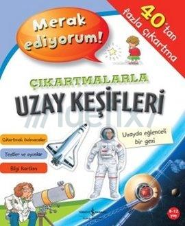 Çıkartmalarla Uzay Keşifleri