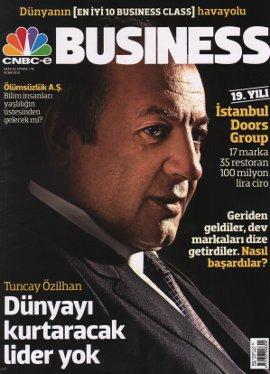 CNBC-e Business Dergi Sayı: 63