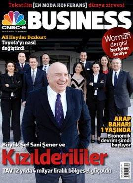 CNBC-e Business Dergisi Sayı: 64