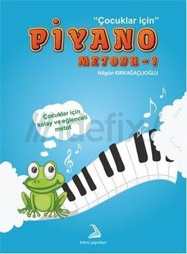 Çocuklar İçin Piyano Metodu