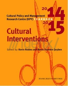 Cultural Policy And Management Yearbook 2014-2015