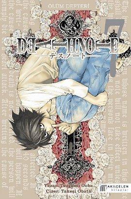 Death Note - Ölüm Defteri Cilt: 7