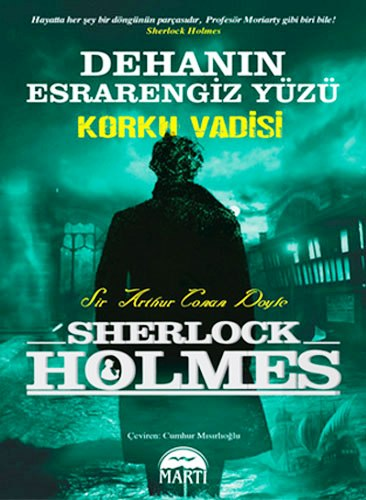 Dehanın Esrarengiz Yüzü - Korku Vadisi / Sherlock Holmes