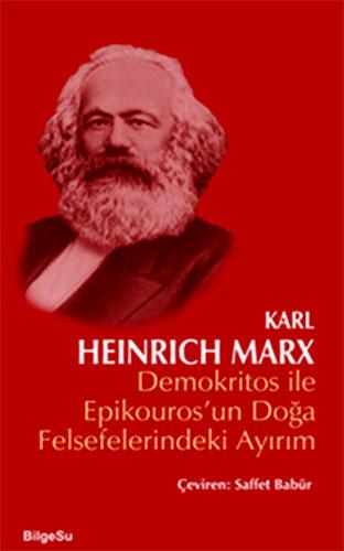 Demokritos ile Epikouros'unDoğa Felsefelerindeki Ayırım