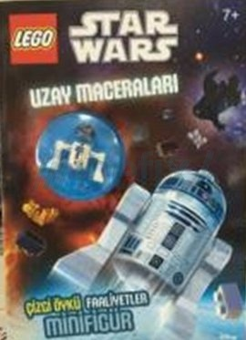 Disney Lego Star Wars Uzay Maceraları