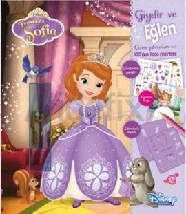 Disney Prenses Sofia Giydir ve Eğlen