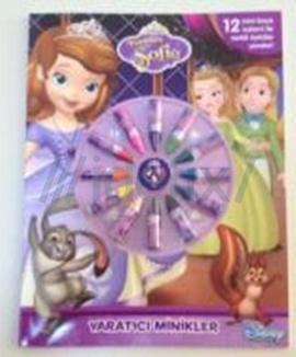Disney Prenses Sofia Yaratıcı Minikler